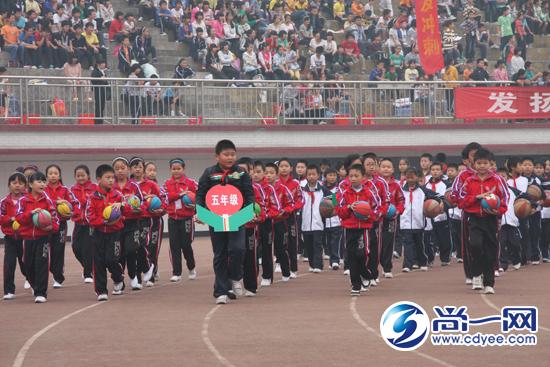 淮阳中学的操场.28日常德淮阳中学第十运动会开幕,此次运动