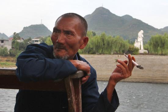 边城茶峒找翠翠
