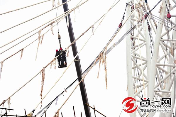 二广高速芦荻山互通连接线2月6日正式开通
