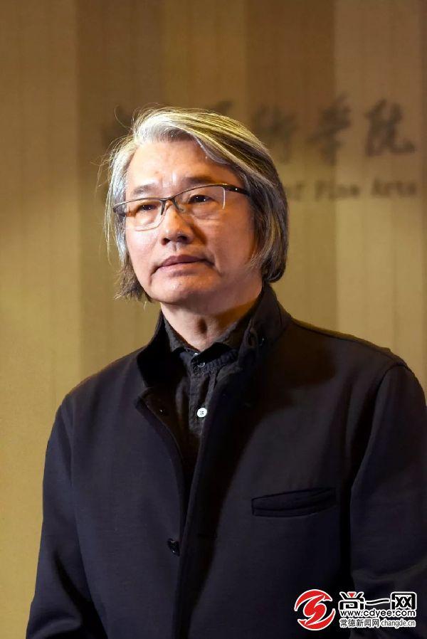 常德籍美术家刘波设计新中国成立70周年大庆标识-郑州网站建设