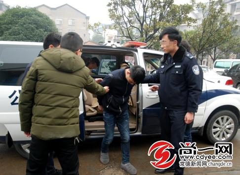 常德市临澧县警方打掉一个吸毒贩